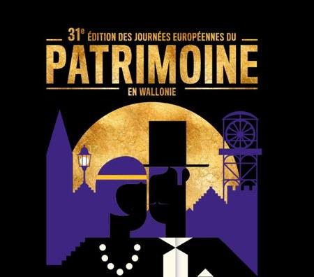 31ème édition des journées européennes du Patrimoine en Wallonie
