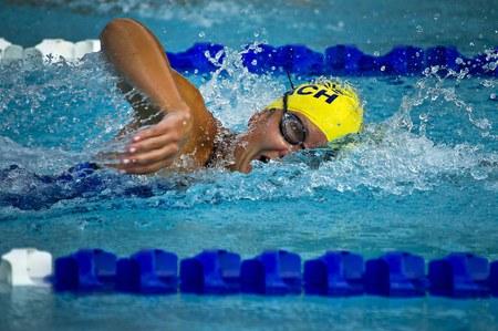 Cours de natation organisés par la Régie Communale Autonome