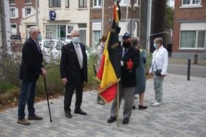Cérémonie de commémoration de la libération de SAINT-GEORGES - Place Douffet et Place de la Libération, 5 septembre 2020.