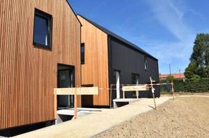 Projet CIMEDE - Focus sur l'inauguration de 2 maisons évolutives rue Solovaz
