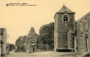 Saint-Georges d'antan