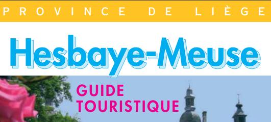 guide touristique Meuse Hesbaye