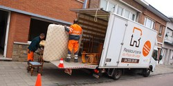 Collecte des encombrants sur notre territoire par la Ressourcerie du Pays de Liège
