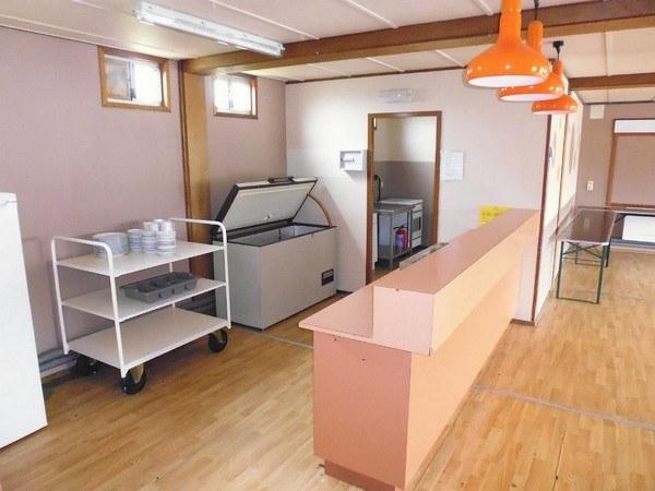 Petite salle comptoir