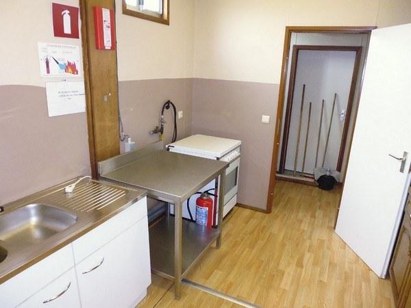 Petite salle cuisine 1