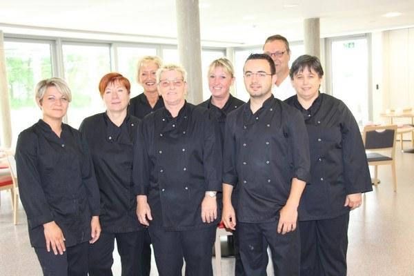 équipe cuisine