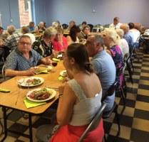 BBQ au jardin communautaire samedi 27 juillet 2019