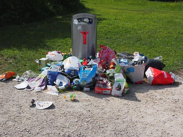 déchets clandestins